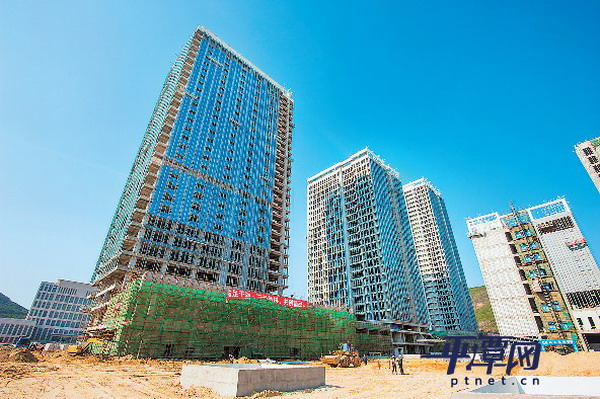 Dynamic projects in Pingtan