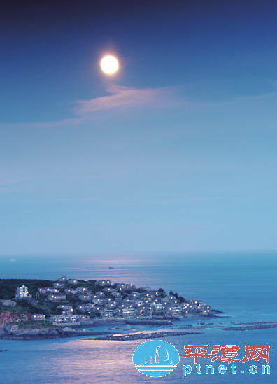 Best places to see the full moon in Pingtan