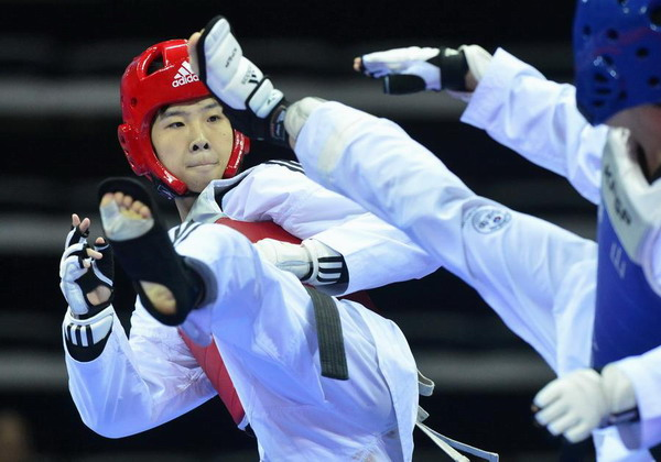 Pingtan athletes win two taekwondo golds at National Youth Games
